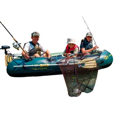 Sevylor Fishhunter HF 280 und HF 360