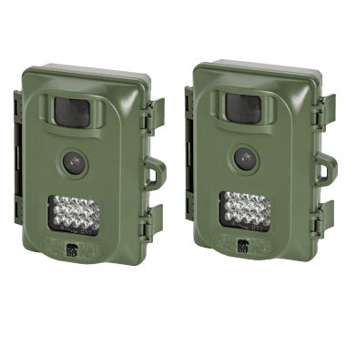2 as a Set: Bearstep Game Camera Nature View NV1000