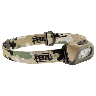 Petzl headlamp TACTIKKA + RGB 160 lumens