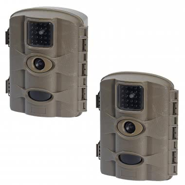 Bearstep Set of 2 game camera Hide & Seek