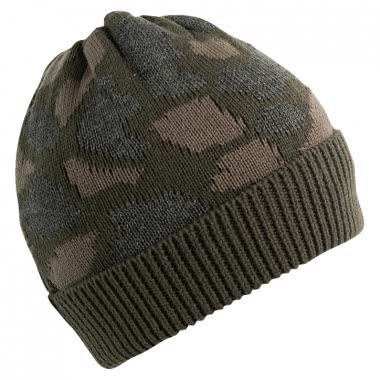 Faustmann unisex knit cap camouflage
