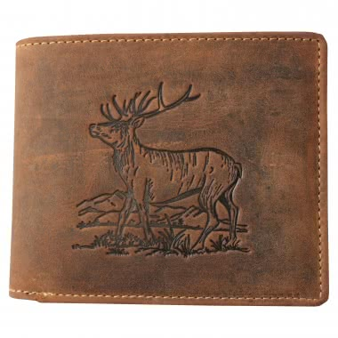 Greenburry Vintage Billfold (Leather)