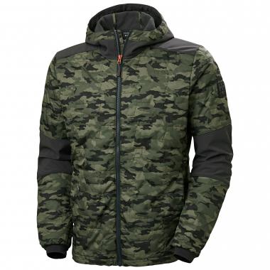 Helly Hansen Men's Hooded Lifaloft Jacket Kensington
