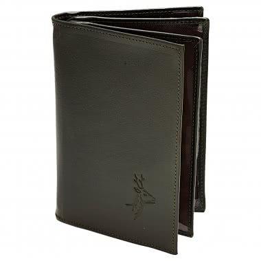 il Lago Passion Hunters Licence Wallet (Roebuck)