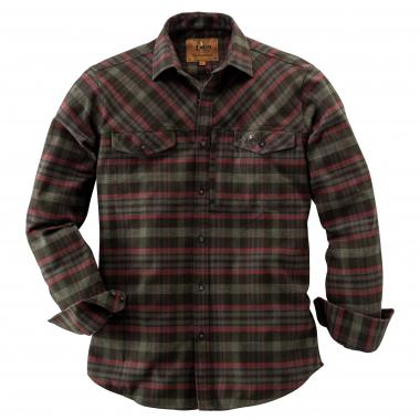 il Lago Prestige Men's Flannel Shirt BJARNE