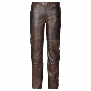 il Lago Prestige Men's Goat Skin Trousers