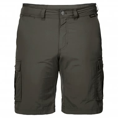 Jack Wolfskin Men's Cargo Shorts Canyon