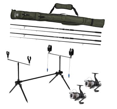 Lineaeffe Top Telesurf Full Surfcasting Combo