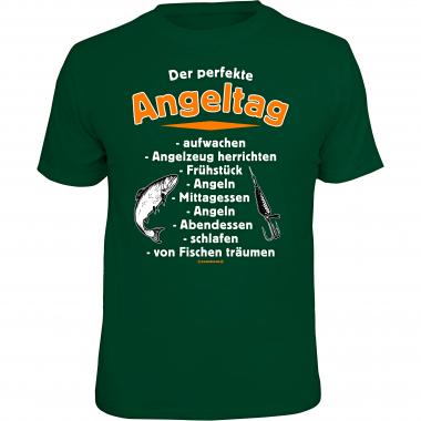 "Rahmenlos Men's T-Shirt ""The Perfect Day for Fishing"""