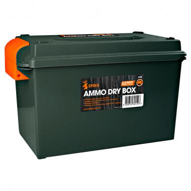 Spika Ammunition Storage Box Waterrepellent
