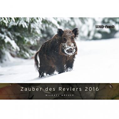 Wild und Hund Calendar Zauber des Reviers 2016 by Michael Breuer