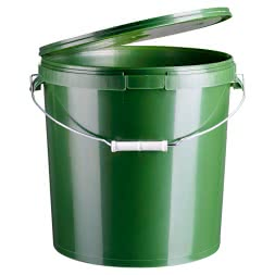 20 Liter Bucket (With Top)