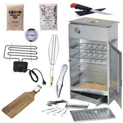9-piece Smoker Set