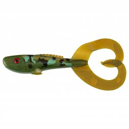 Abu Garcia Twister Beast Twin Tail (Eel Pout)