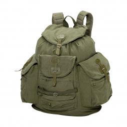 Acropolis Sailcloth Backpack