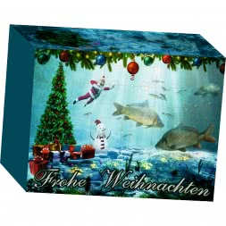 Advent calendar to fill yourself