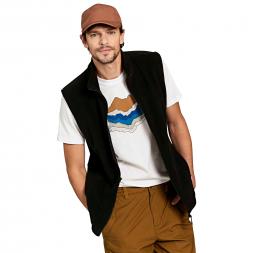 Aigle Mens Fleece Vest Thermo Kit Clerky