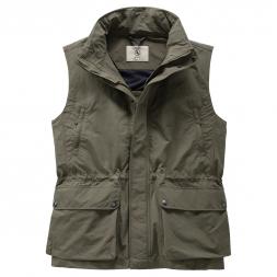 Aigle Men's Vest with Mosquito Repellent LOUBARDOU