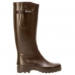 Aigle Women's Rubber Boots AIGLENTINE® (brown)
