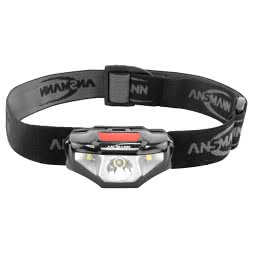 Ansmann headlamp HEADLIGHT HD70B