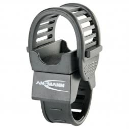 Ansmann Torch Holder with Snap Function