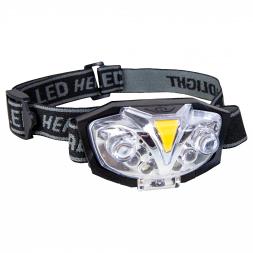 Aquantic Headlamp UV - red - white