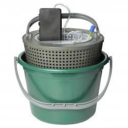 Bait Fish Bucket (with aeration pump)