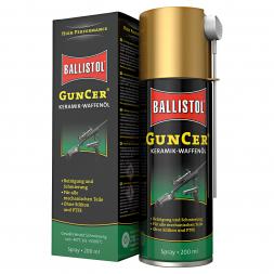 Ballistol GunCer Ceramic Gun Oil (Spray)