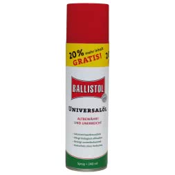 Ballistol Universal Oil Spray - 240 ml special size - 20% more content