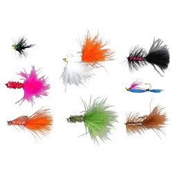 Balzer Assorted-Streamers Rainbow Trout