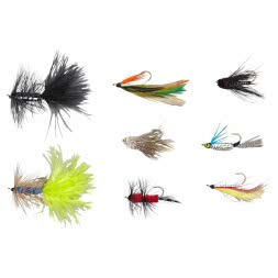 Balzer Assorted-Streamers Trout