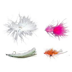 Balzer Assorted-Streamers (Winter/ Spring)