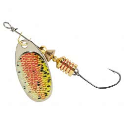 Balzer Colonel Z Spinner Single Hook - Rainbow Trout