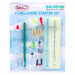 Balzer Trout Set Trout Starter Set