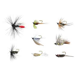 Balzer Wet Flies and Nymphs Assortment