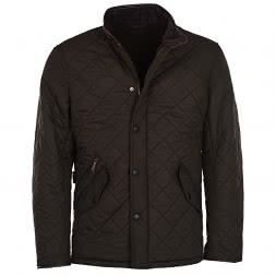 Barbour Men's Quilted Jacket POWELL QUILT