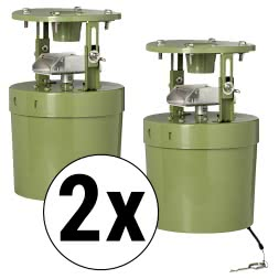 Bearstep Set Of 2 Automatic Feeding Machine TORNADO 360°