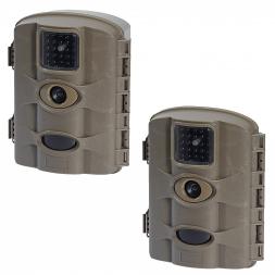 Bearstep Set of 2 game camera Hide & Seek