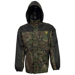 Behr Men's Rain Jacket CAMOU
