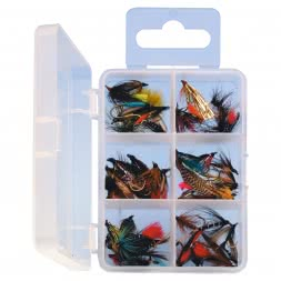 Behr Wet Fly Assortment