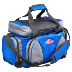 Berkley Bag with Bait Box L, blue