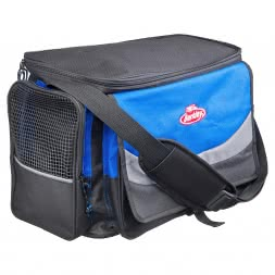 Berkley Bag with Bait Box XL, blue