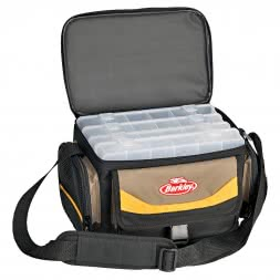Berkley Bait Bag with 4 boxes