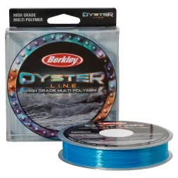 Berkley Fishing Line Oyster (Solid Blue)