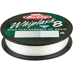 Berkley Fishing Line Whiplash 8 (crystal, 150 m)
