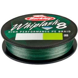 Berkley Fishing Line Whiplash 8 (green, 150 m)