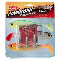 Berkley Kit Powerbait Pike Mullet