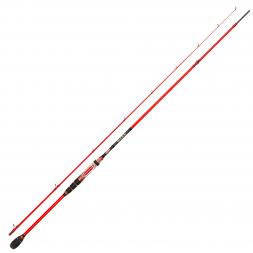 Berkley Predator Rod Lightning Shock Casting Red
