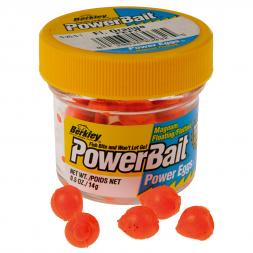 Berkley Softbait PowerBait® Power Eggs® Floating Magnum (Fluorescent Orange)