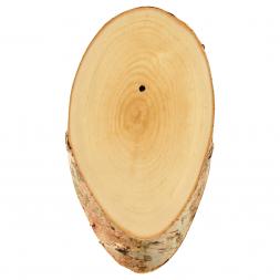 Birch wood trophy board (slice)